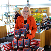 Deputy Presiding Officer at International Women's Day Book Launch