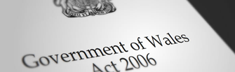 • Image representing Government of Wales Act 2006