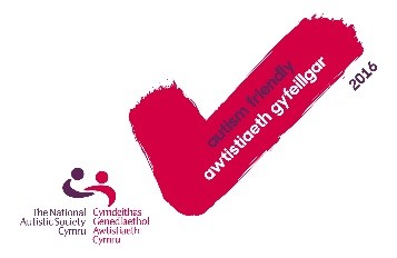 Logo for the National Autistic Society's Access Award